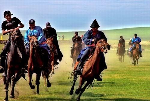 端午猎日 蒙古族的猎节